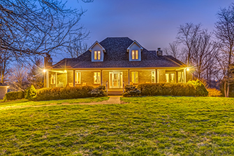 Homes for Sale in Lexington KY | 400 Adams Ln, Richmond, KY 40475 | Photos by KRanchev Photography, LLC | The Best Real Estate Photography Services in Lexington, KY | Listing Agent: Jennifer A. Divine | Agency: Herald Real Estate | $629,900  | 6 Beds  |  5 Baths  |  5,376 Sq. Ft.| MLS#1503728 | Lake front Custom built One and Half story brick home on full finished walkout basement. This home offers 6 bdrms, 4.5 baths, over 5,300 finished sq.ft. 3 fireplaces, central vac, security system, open kitchen with island & hearth room, first floor master retreat en suite, covered deck, and covered patio, great home for entertaining...
